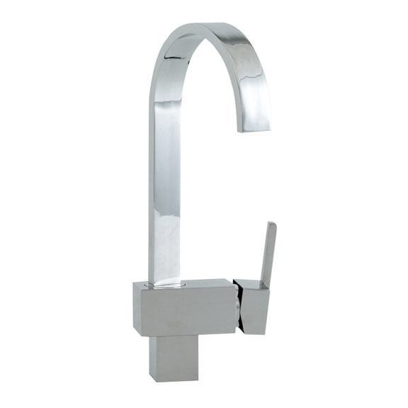 Astracast Indus Chrome Stainless Steel Tap